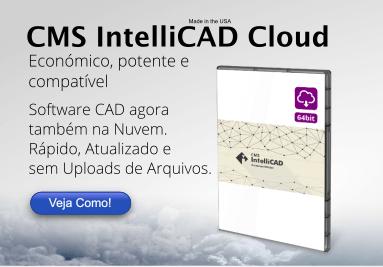 CMS IntelliCAD na Nuvem